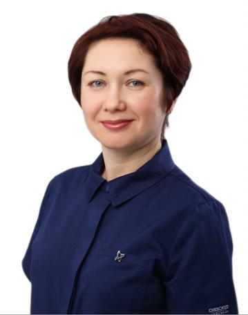 Скворцова Анна Алексеевна
