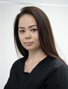 Сибгатуллина Камиля Радиковна